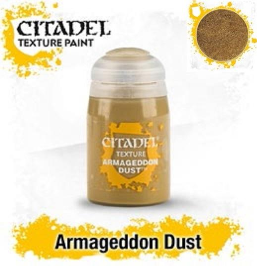 Citadel Texture Paints: ARMAGEDDON DUST (24ML)
