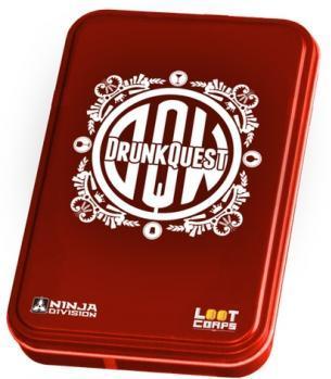 DrunkQuest Tin Box Edition
