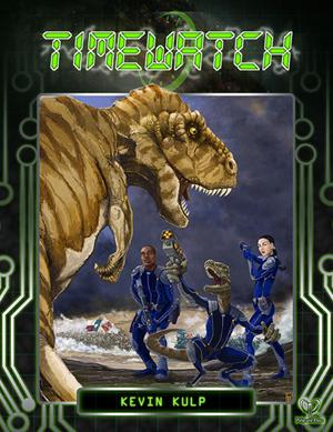TimeWatch RPG: Core Rulebook