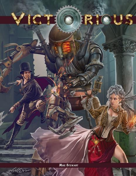Victorian RPG: Victorious (HC)