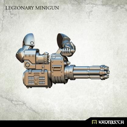 Conversion Bitz: Legionary Minigun (3)