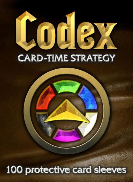 Codex: Card Sleeves