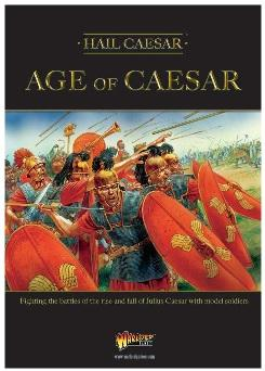 Hail Caesar: Age Of Caesar (Supplement)