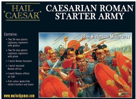 (Roman) Caesarian Starter Army