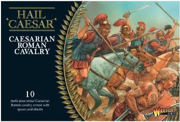 Hail Caesar: (Roman) Caesarian Cavalry