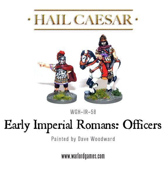 Hail Caesar: Imperial Roman Officers