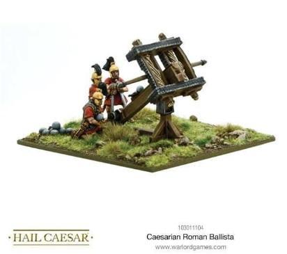 (Roman) Caesarian Ballista