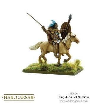 (Numidian) King Juba I