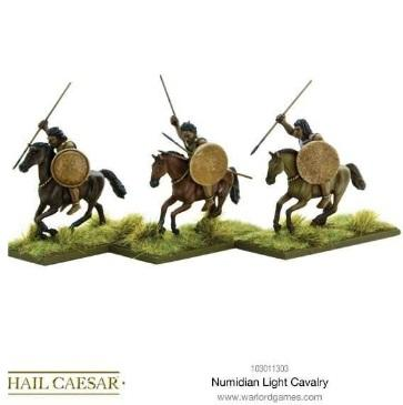 (Numidian) Light Cavalry