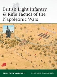 [Elite #215] British Light Infantry & Rifle Tactics Of The Napoleonic Wars