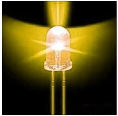 LED Effects: PoweredBase Kit (Yellow)