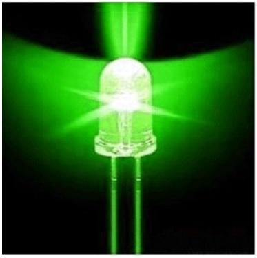 LED Effects: PoweredBase Kit (Green)