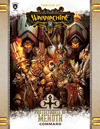 Forces Of Warmachine: The Protectorate Of Menoth Command (SC)