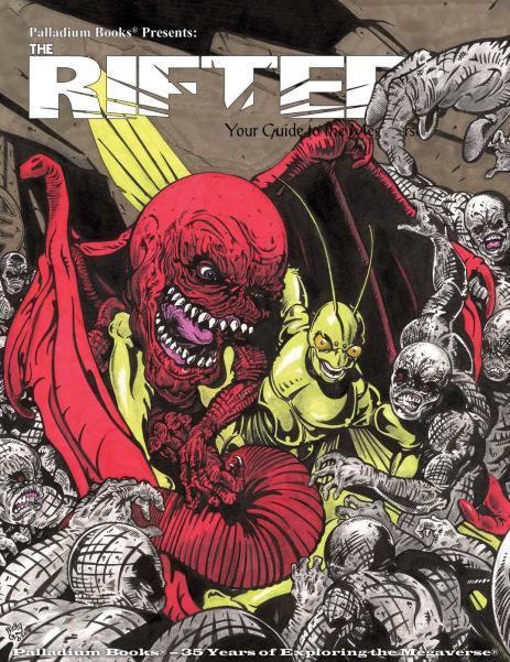 The Rifter Magazine #76