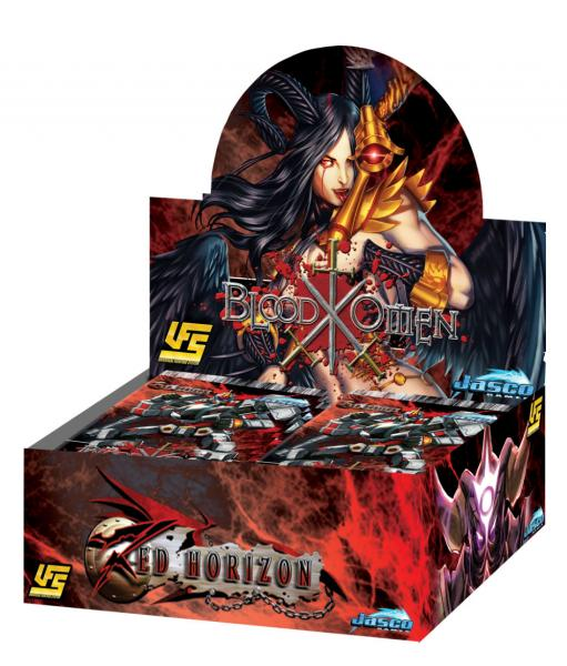 UFS CCG: Red Horizon - Blood Omen Booster Pack (1 booster pack))