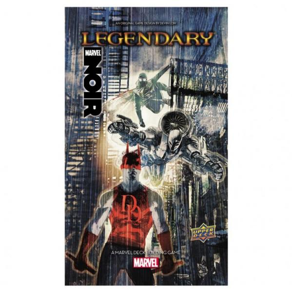 Marvel Legendary: Noir Expansion
