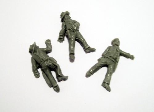 Dead Man's Hand: Cowboys Casualties Set