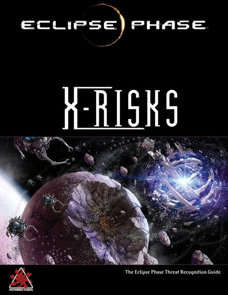 Eclipse Phase RPG: X-Risks