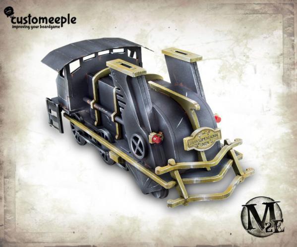 Malifaux: Locomotive