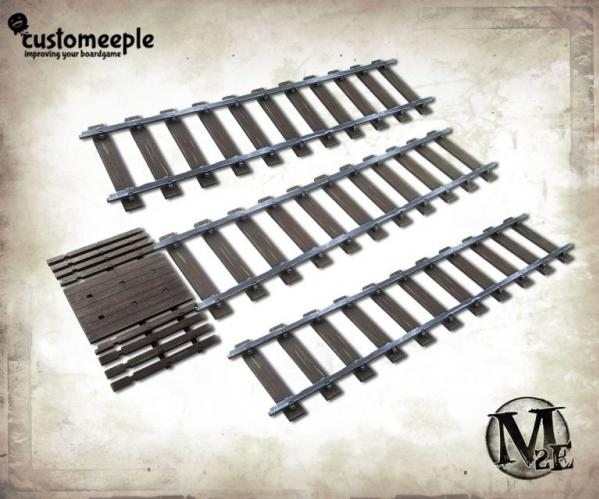 Malifaux: Transdimensional Express Rails