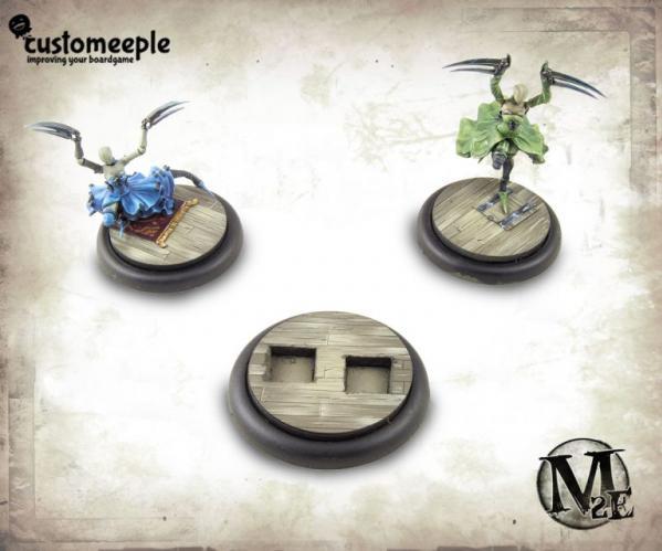 Malifaux: Coryphee Base Gadget