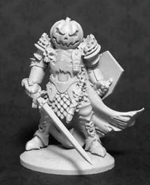 Special Edition Figures: Halloween Knight