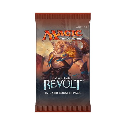Magic the Gathering: Aether Revolt Booster Pack (1)
