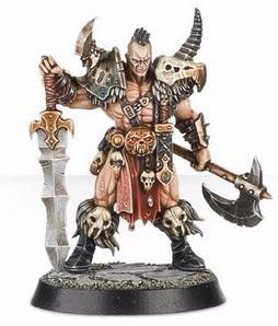 Age of Sigmar: DARKOATH CHIEFTAIN