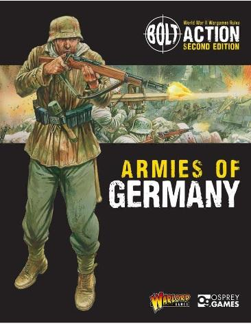 Bolt Action, 2nd Edition: Armies Of Germany