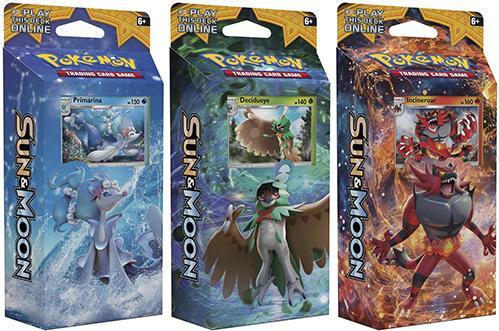 Pokemon CCG: Sun and Moon Theme Deck (1)