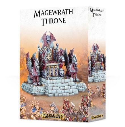 Warhammer 40K: MAGEWRATH THRONE