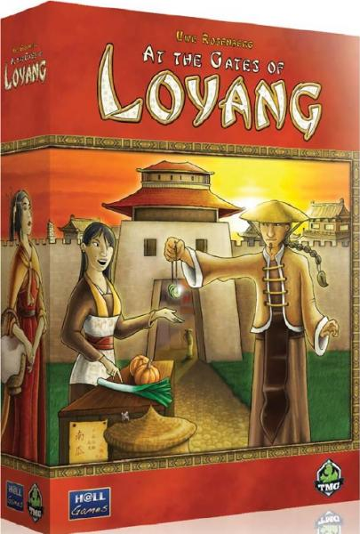 Uwe Rosenberg's At the Gates of Loyang