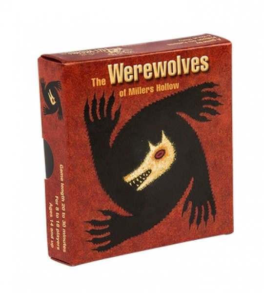 Werewolves of Millers Hollow: Core Game
