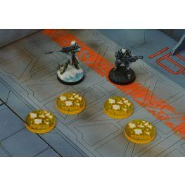 Bandua Accessories: TO/Camo Tokens