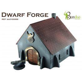 Miniature Terrain: Dwarf Forge