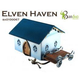 Miniature Terrain: Elven Haven