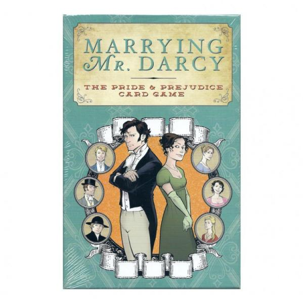 Marrying Mr. Darcy: Core Game