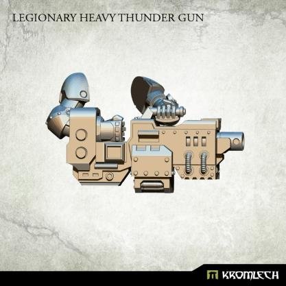 Conversion Bitz: Legionary Heavy Thunder Gun (3)