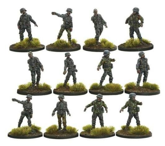 Bolt Action (Konflikt '47): (German) German Totenkorps