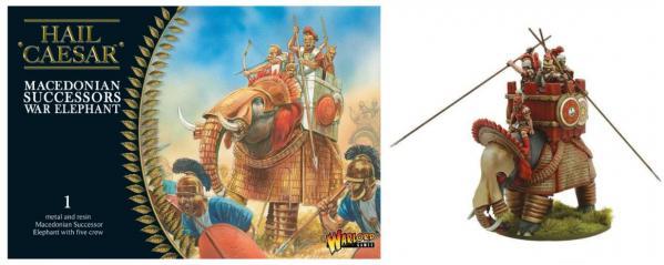 Hail Caesar: (Macedonian) Successor War Elephant