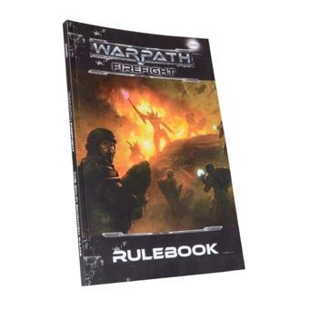 Warpath: Warpath Firefight Rulebook (SC)