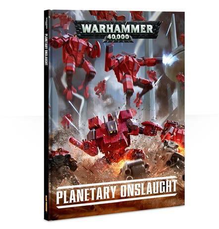 Warhammer 40K: PLANETARY ONSLAUGHT (HC)