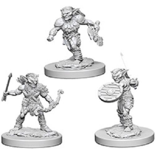 D&D Nolzurs Marvelous Unpainted Minis: Goblins