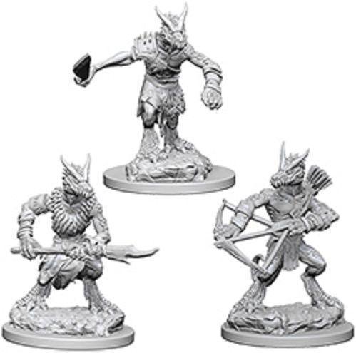 D&D Nolzurs Marvelous Unpainted Minis: Kobolds