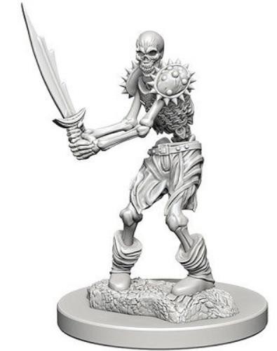 D&D Nolzurs Marvelous Unpainted Minis: Skeletons