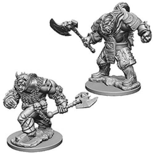 D&D Nolzurs Marvelous Unpainted Minis: Orcs