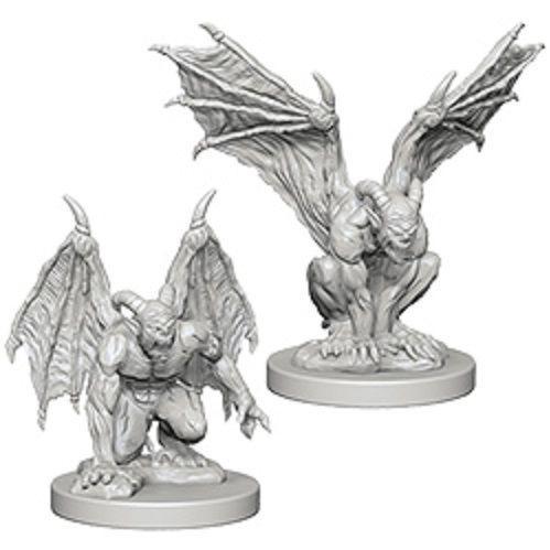 D&D Nolzurs Marvelous Unpainted Minis: Gargoyles