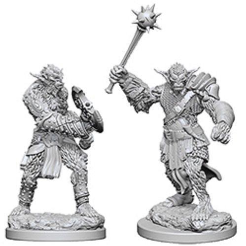 D&D Nolzurs Marvelous Unpainted Minis: Bugbears