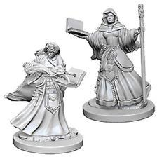 D&D Nolzurs Marvelous Unpainted Minis: Human Female Wizard