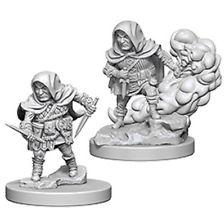 D&D Nolzurs Marvelous Unpainted Minis: Halfling Male Rogue